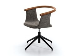 Sedia in tessuto ad altezza regolabileYUUMI | Sedia ad altezza regolabile - BROSS ITALIA