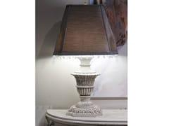 LAMPADA DA TAVOLO A LUCE DIRETTA IN LEGNOZ 1540 | LAMPADA DA TAVOLO - ANNIBALE COLOMBO