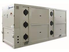 Rhoss, TXHVZ 2410÷2740 Sistema ecologico polivalente con condensazione ad acqua