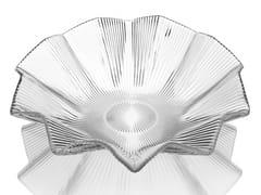 Centrotavola in vetro decoratoZ H&T ISHTAR | Centrotavola in vetro decorato - INDUSTRIA VETRARIA VALDARNESE