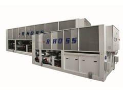 Sistema ecologico polivalente con condensazione ad ariaZ-POWER EXP - RHOSS