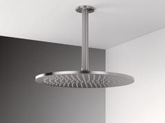 Soffione doccia a pioggia a soffitto in acciaio inox Z316 | Soffione doccia con braccio - Z316