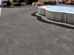 Massello autobloccante in calcestruzzoZANTE - DIAMANTI - RB BAGATTINI