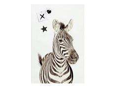 Poster magnetico ZEBRA - Animal