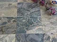 Pavimento/rivestimento in pietra naturale per interniZEERA GREEN POLISHED QUARTZITE - STONE AGE PVT. LTD.