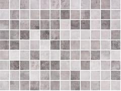 Mosaico in vetro per interni ed esterniZEMENT GREY - ONIX CERÁMICA