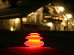 Lampada da tavolo a LED senza fili in plasticaZEN - SMART AND GREEN