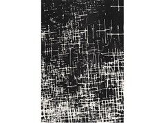 Tappeto a motivi rettangolare in lana merinoZENA - BARCELONA RUGS