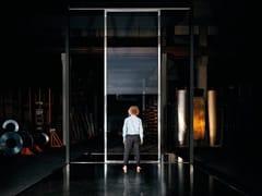 SECCO SISTEMI, ZERØ GRAVITY Porta-finestra alzante scorrevole a levitazione magnetica