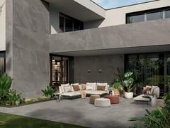 Panaria Ceramica, ZERO.3 STONE TRACE - CREST Pavimento/rivestimento in gres porcellanato effetto pietra