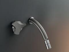 Miscelatore idroprogressivo a parete con bocca orientabile ZIQ 31 - ZIQQ