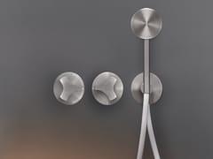 Gruppo miscelatore termostatico a parete per vasca/docciaZIQQ 71Y - CEADESIGN
