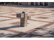 Concrete Floor fountain for Disabled 169 | Fountain by ENCHO ENCHEV - ETE
