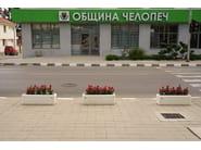 80 | Fioriera per spazi pubblici
