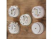 Presa elettrica singola in ceramica ACCESSORI | Presa elettrica by FERROLUCE