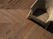 Sapiens | Decking and wood wall tiles