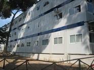 Algeco | Costruzioni modulari e prefabbricati
