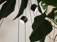 LED direct light pendant lamp AIM CABLE-PLUG by Flos