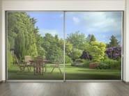 Fenêtre coulissante en aluminium DOMAL SCORREVOLE MINIMALE by DOMAL
