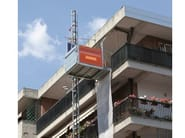 Construction hoist ALIMAK TPL 500/700 by ALIMAK