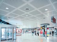 ARCHITECTURAL PROMETAL | Suspended ceilings panels and tiles ceiling panels