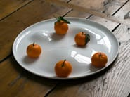 Milieu de table en porcelaine ALPINISTE | Milieu de table by extranorm