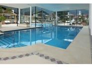AQUÆ | Bordo per piscina in gres porcellanato