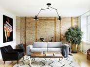Adjustable ceiling lamp ARIGATO AR-C2 by Grupa