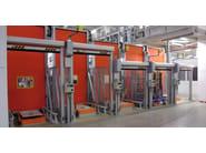 Porte per movimentazione dei materiali