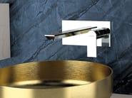 AVENUE | Miscelatore per lavabo con piastra