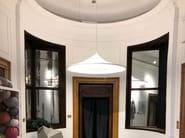 LED Pendelleuchte aus PVC BARRISOL® CASTIGLIONI by BARRISOL