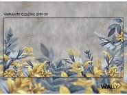 Washable nonwoven wallpaper BAUSTELLE by WALLYART