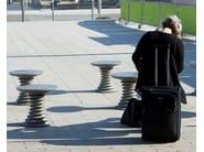 BELL'ORA | Seduta da esterni in metallo