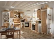 Cucina componibile BELVEDERE Linea Scavolini By Scavolini design ...