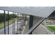 Lamiere grecate microforate speciali BEMO SPECIAL PANEL PERFO by BEMO