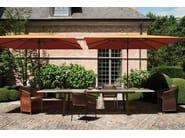Extending teak garden table BITTA | Table by Kettal