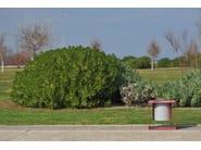 Fioriera per spazi pubblici in acciaio BOCU   Fioriera by LAB23