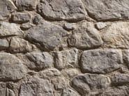 Rivestimento di facciata in pietra ricostruita