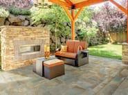 Bodenbelag aus Feinsteinzeug mit Stein-Effekt für Innen/Außen BOULDER by Casalgrande Padana