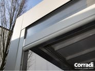 Corradi | Canopies and garden awnings