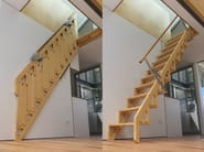 Bcompact | Retractable stairs