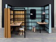 BuzziSpace | Paneles de separación y mobiliario de oficina