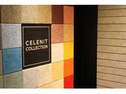 CELENIT GROOVE ARCHITECT@WORK _ STAND CELENIT  |  design+photo: arch. Alessia Mora