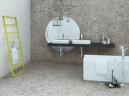 Porcelain stoneware flooring with stone effect CEPPO DI GRE by VIVES