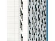 Facciata ventilata in materiali ceramici FACCIATA VENTILATA IN CERAMICA by BUTECH