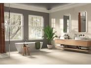 Pavimento/rivestimento in gres porcellanato effetto cemento CONTEXT by Panaria Ceramica