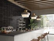 Wand- und Bodenbelag aus Feinsteinzeug LUME by MARAZZI