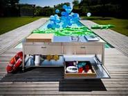 Outdoorküche Garten Xl : Outdoor outdoorküche by alpes inox