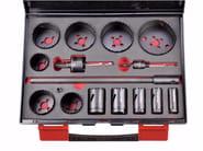 Set seghe cilindriche HSS Bimetalliche