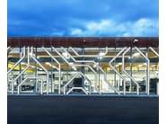 Sistema per facciata continua Facciate continue by PICHLER Projects